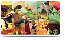 MTG Goblin Explosion Sounds Playmat Secret Lair w/Tube - NEW Limited Edition