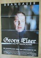 Filmplakat - Georg Elser Einer aus Deutschland ( Klaus Maria Brandauer )