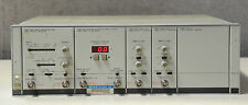 HP Agilent 8080A Mainframe 8091A 1GHz Rate Generator 8092A Delay 8093A 1GHz Amp