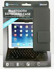 "Universal 8.9""~10.1"" Tablets Case Built-in Bluetooth Keyboard for Samsung/IPAD"