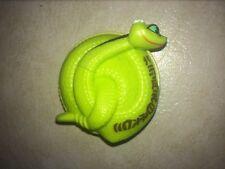 Viper SNAKE KUNG FU PANDA McDonalds HAPPY MEAL #6 Toy WINDUP 2011