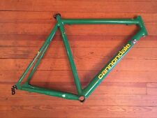 Cannondale CAD3 Road Bike Frame 56cm Green Yellow Made In USA
