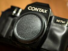 CONTAX 167 MT 35mm SLR Film Camera Body. A STEAL!!