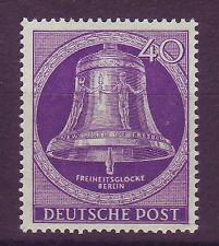 Briefmarken aus Berlin (1950-1951) mit Geschichts-Motiv