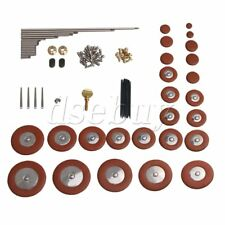 DIY Alto Saxophone Repair Tool Kit Maintenance Parts Screws with Sax Pad