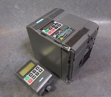 SIEMENS MICROMASTER VECTOR AC DRIVE 1100W 208/240V 3 PHASE # 6SE3215-2CB40