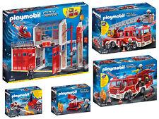 Playmobil® 9462 Feuerwehrwache Set 9463 9464 9468 Leiterfahrzeug 5teilig neu ovp