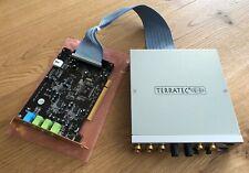 Soundkarte Terratec DMX 6fire 24/96 PCI mit 5,25