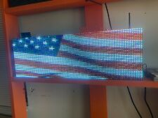 Double Sided Outdoor Programmable Led Sign Full Color Dip Rgb P10mm 19 X 3775