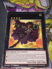 OCCASION Carte Yu Gi Oh COWBOY GAGAGA WIRA-FR043