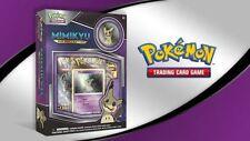 Pokémon TCG: Mimikyu Pin Collection Box INSTOCK Factory Sealed English