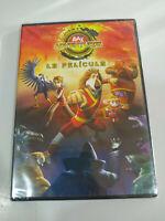 Max Adventures La Pelicula Animacion - DVD Slim REGION 2 Nuevo