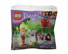 LEGO Friends 30105 Mailbox With Stephanie Figure New And Sealed