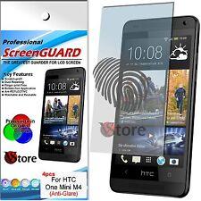4 Pellicola Opaca Per HTC One Mini M4 Antiriflesso Antimpronta Salva Schermo