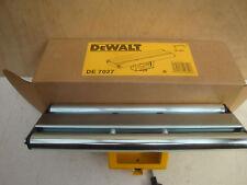 DEWALT DE7027 ROLLER WORK SUPPORT FOR DE7023 & DE7033 TRACKSTAND
