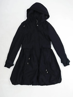 Asos Womens Size 8 Black Coat