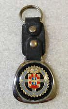RARE Vintage keychain ✱ ACP AUTO CLUB PORTUGAL ✱ Porte-Clés Schlusselanhanger 60