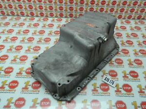 1996 1997 1998 1999 2000 HONDA CIVIC 1.8L ENGINE OIL PAN 11200-P2J-000 OEM