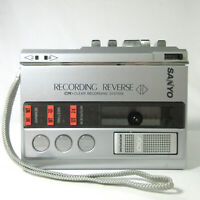 SANYO Cassette Recorder MR-R9 180314 Vintage Retro Portable NOT WORKING