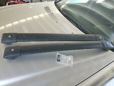 07-12 Mercedes X164 GL450 GL550 Baggage Luggage Cross Roof Rack w/ Keys OEM
