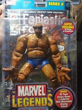 MARVEL LEGENDS THE THING SERIES II Action Figure