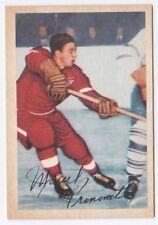 Marcel Pronovost 1953/ '54 Parkhurst #41 - Detroit Red Wings