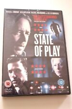 State Of Play-DVD-RUSSELL CROWE-BRAND NEW SEALED