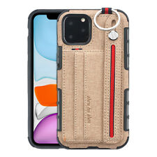 For iPhone 11 Pro XS Max XR 8 Plus 7 Case Retro Leather Wallet Card Holder Cover