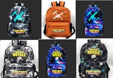 UK Fortnite Battle Royale Rucksack Boys Girls Gift Galaxy School Bag 20L 2020HOT