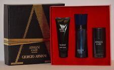 ARMANI CODE GIORGIO EAU DE TOILETTE Deodorant After Shave Cream Gift Set