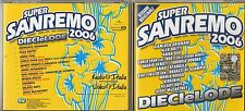 SANREMO 2006 ANNA OXA TATANGELO ALEX BRITTI GIANLUCA GRIGNANI GIGI FINIZIO CD