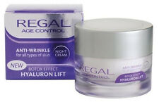 REGAL ANTI-WRINKLE NIGHT CREAM WITH  HYALURON-45ml