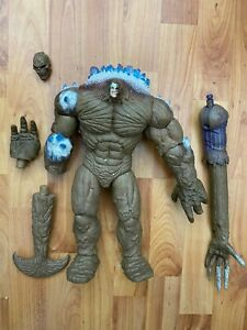 DC DIRECT BATMAN ARKHAM CITY DELUXE SERIES CLAYFACE ACTION FIGURE GAMES 13""