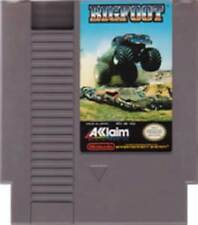 Big Foot - Bigfoot NES Nintendo Monster Truck Game