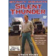 SILENT THUNDER - 1992 DVD - Trucker Adventure - Drama