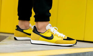 Nike Challenger OG Men's Trainers in Yellow and Black
