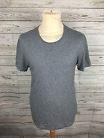 Men's Hugo Boss T-Shirt - Medium - Grey - Great Condition