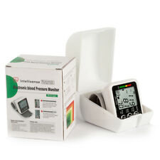 Tensiometro Digital Blood Pressure Monitor CE Automatic Heart Beat Meter LCD