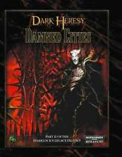 Warhammer 40 RPG Dark Heresy: Damned Cities by Fantasy Flight Games FFGDH08