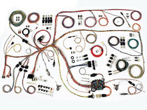 1960-64 Falcon Wiring Harness Update Kit 1960-65 Comet Ford New - Made in USA