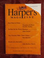 HARPER'S September 1946 ROBERT LITTELL HOMER CROY ELEANOR PERENYI JOHN FISCHER