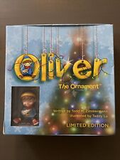 Oliver The Ornament 2015