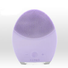 Foreo Luna 2 Sensitive Skin Sonic Face Brush | Lavender | Authentic without Box