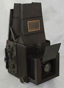 3 1/4 x 4 1/4 Auto Graflex Camera