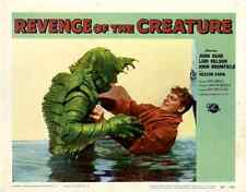 "Revenge of the Creature  Movie Poster Replica 11x14"" Photo Print"