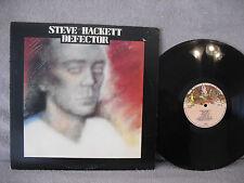 Steve Hackett, Defector, Charisma Records CL-1-3103, 1980, Art Rock