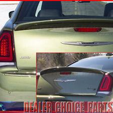 For 2011-2018 2019 2020 Chrysler 300 SRT8 Factory Style Spoiler Wing UNPAINTED