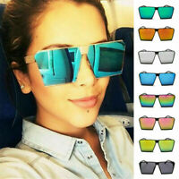 Oversized Large Square Sunglasses Women Fashion Women Men Vintage Glasses