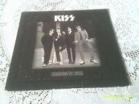 KISS. DRESSED TO KILL. CASABLANCA. NBLP 7016. 1975. FIRST PRESSING.