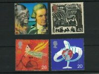 GB449) Great Britain 1999 Millennium Part II - Travellers Tales 41-44 MUH